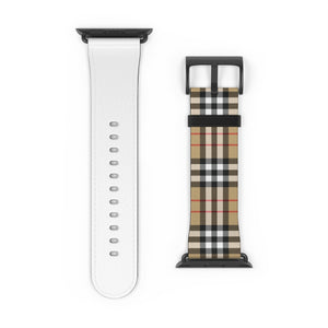 Perfect Plaid Watch Band