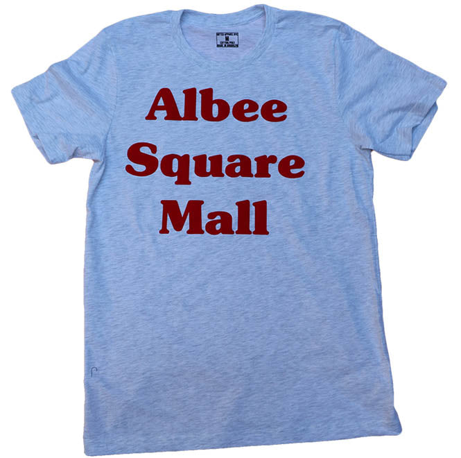 ALBEE SQUARE MALL (UNISEX) ASH GREY