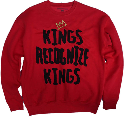 KINGS RECOGNIZE KINGS (RED) LIGHTWEIGHT