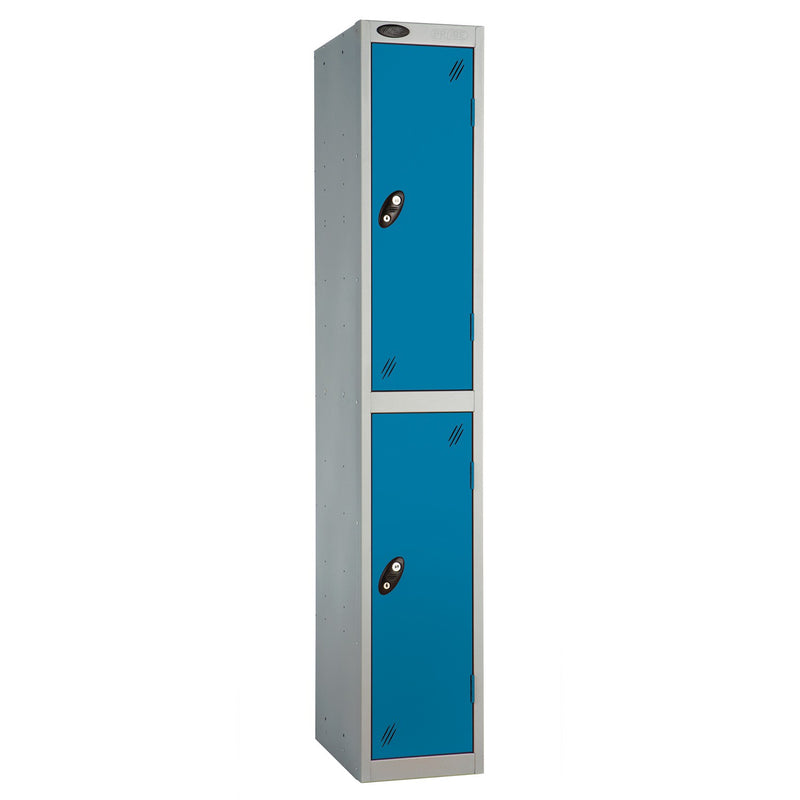Probe Two Door Locker (Blue)