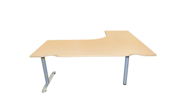 Ex-corporate 1800mm Radial Desks