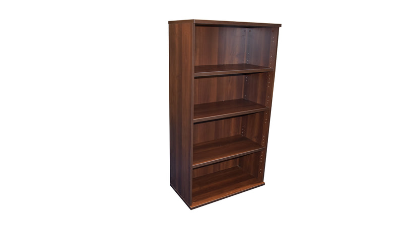 Medium Dark Walnut Storage Unit