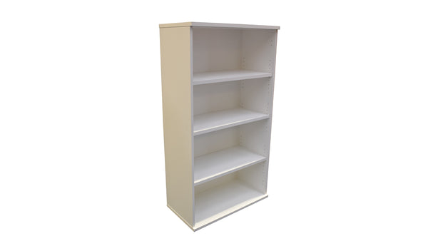 Medium White Storage Unit