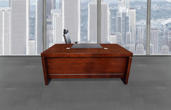 Fitzwilliam Walnut Veneer Executive Desk