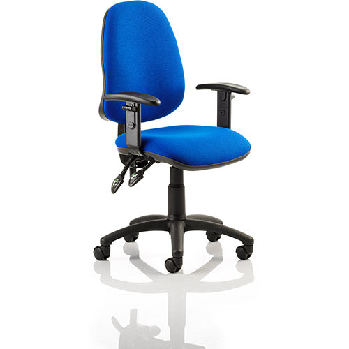Blue Florence Operators Chair