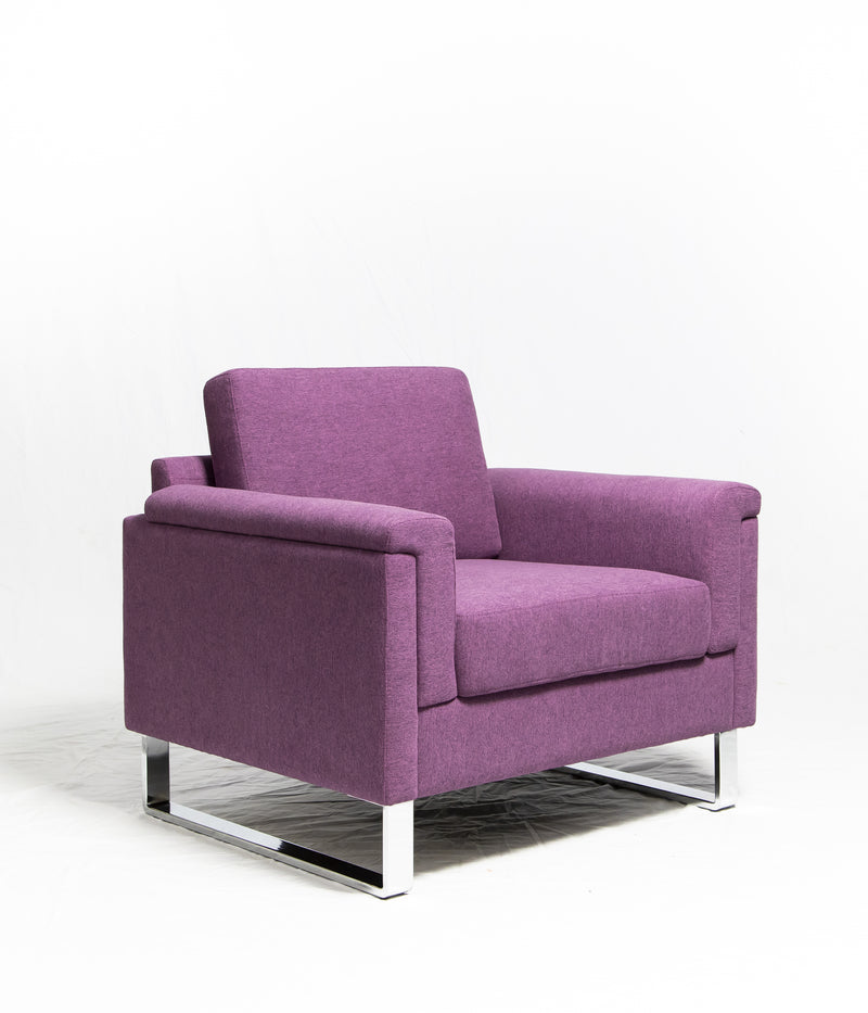 The Delano Single Seater Purple