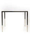 Glass Reception Table (Small)