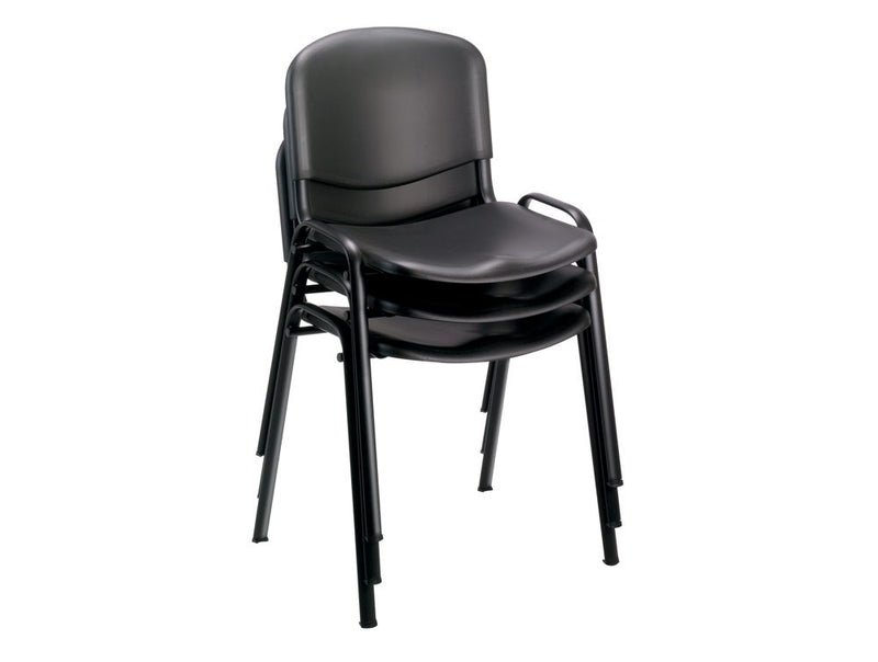 Trexus Stacking Chair (Black)