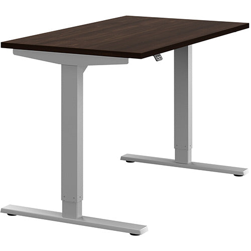 Electric Height Adjustable Straight Desk