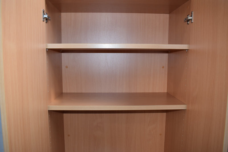 Beech Wooden Storage Unit