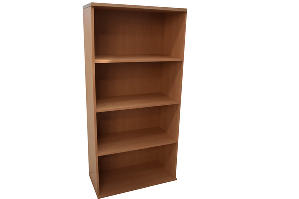Beech Wooden Storage Unit (Open)