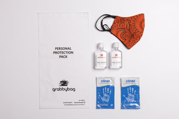 "The Side Orders- The ""P3"" Personal Protection Pack"