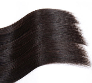 High Quality A+ Brazilian Virgin Straight Hair Bundles-D.D. Daughters Lace Wig Beautique
