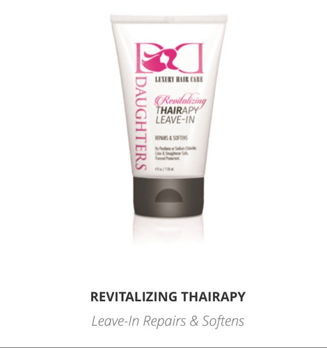 D.D. Daughters Revitalizing Thairapy Leave-In Conditioner-D.D. Daughters Lace Wig Beautique