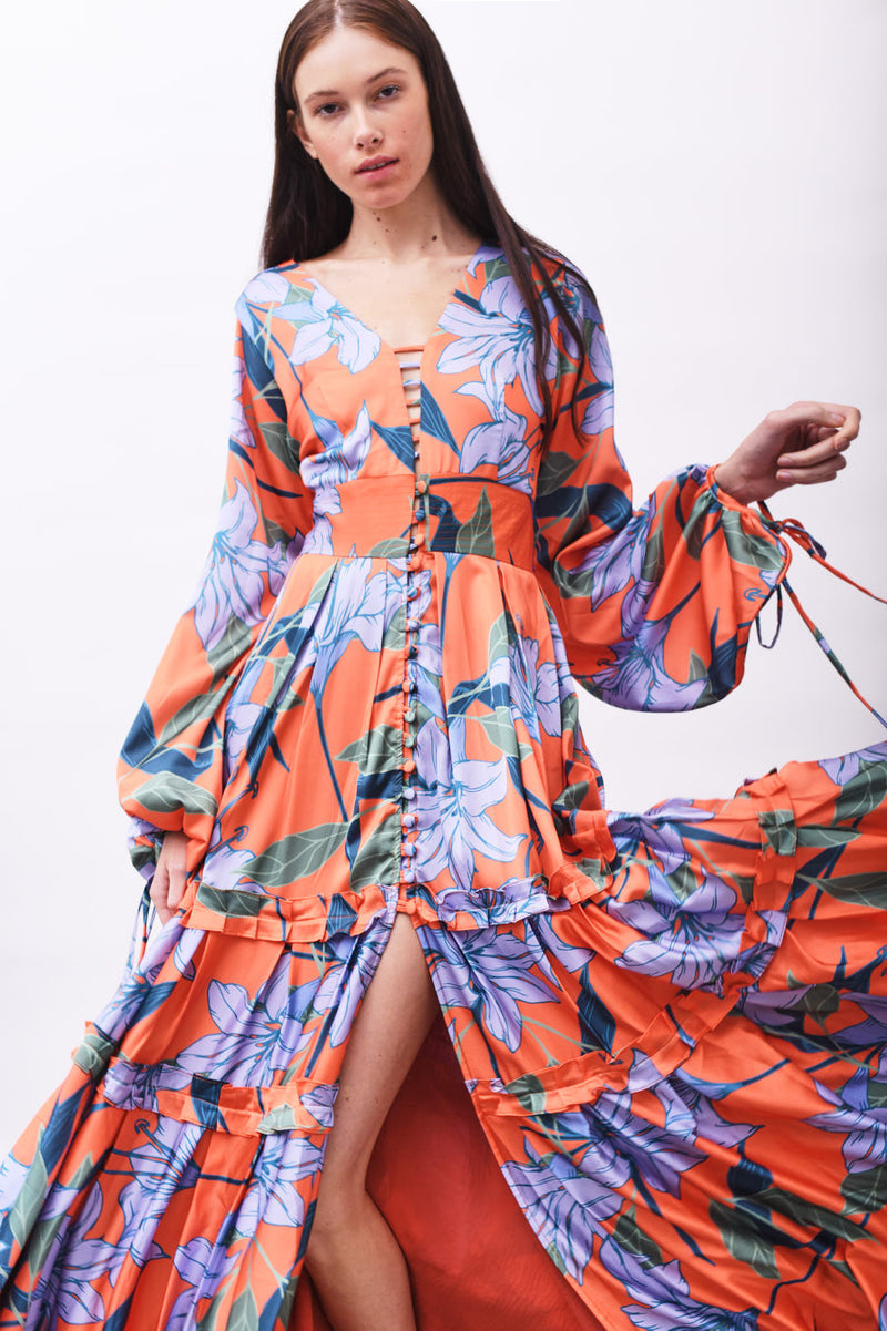 Argan Dress
