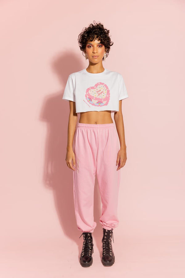 Pants pink lover