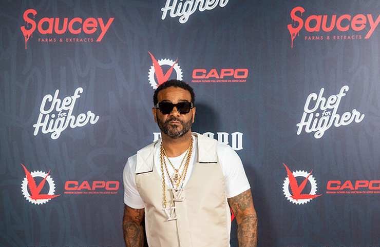Jim Jones - Saucey Farms and Extracts