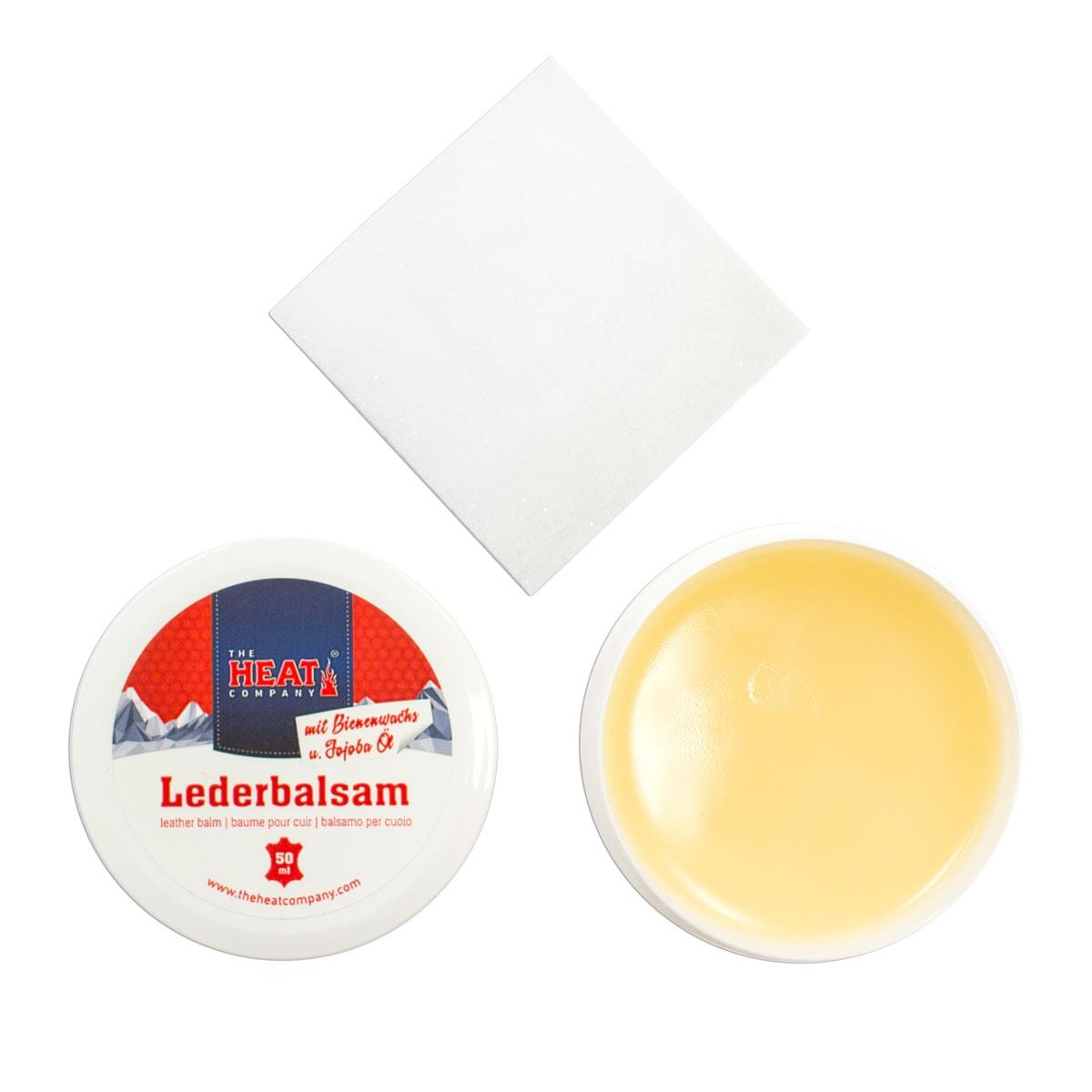 HEAT LEATHER BALM 1.7 FL OZ