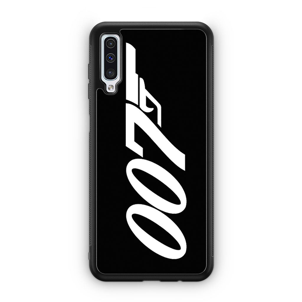 007 James Bond Samsung Galaxy A50 case