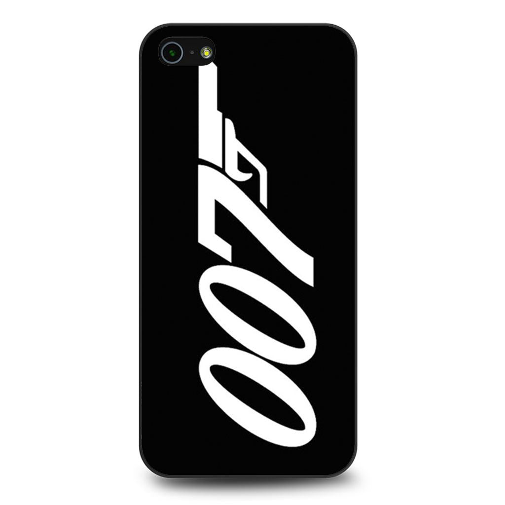 007 James Bond iPhone 5/5s/SE case
