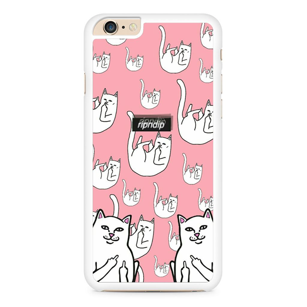 Rip And Dip Cat iPhone 6 Plus / 6s Plus case