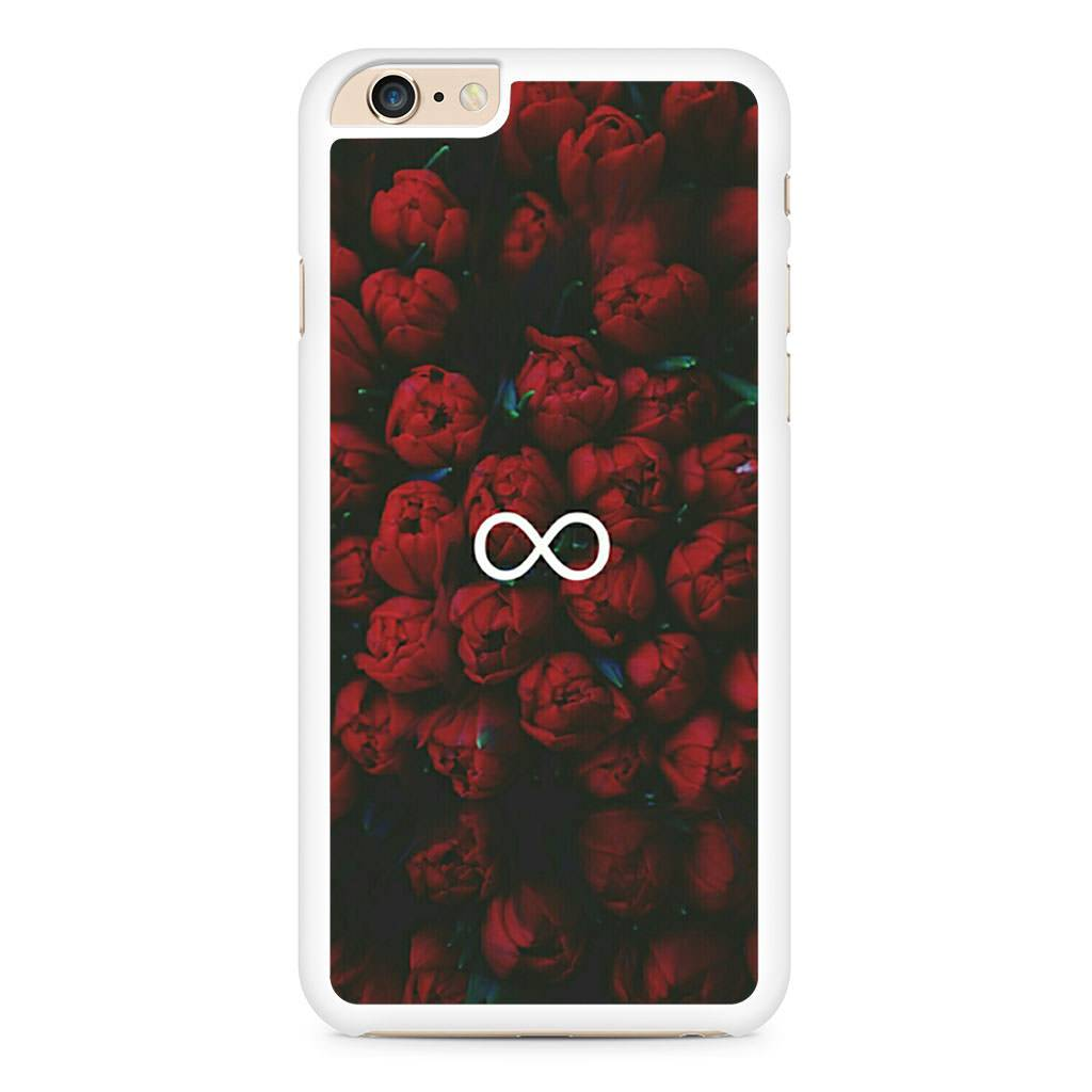 Red Flower iPhone 6 Plus / 6s Plus case