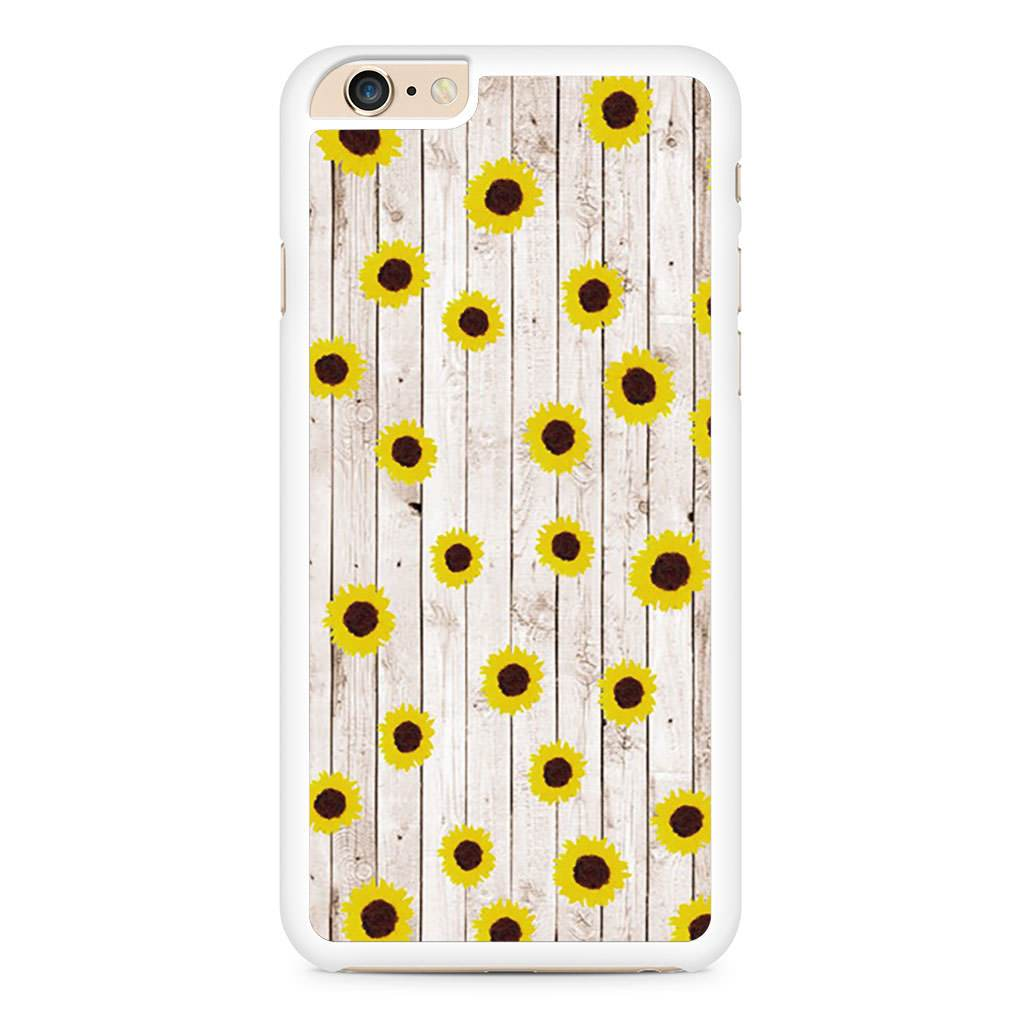 Sunflower Wood iPhone 6 Plus / 6s Plus case