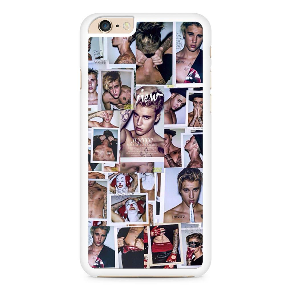 Tumblr Justin Bieber iPhone 6 Plus / 6s Plus case