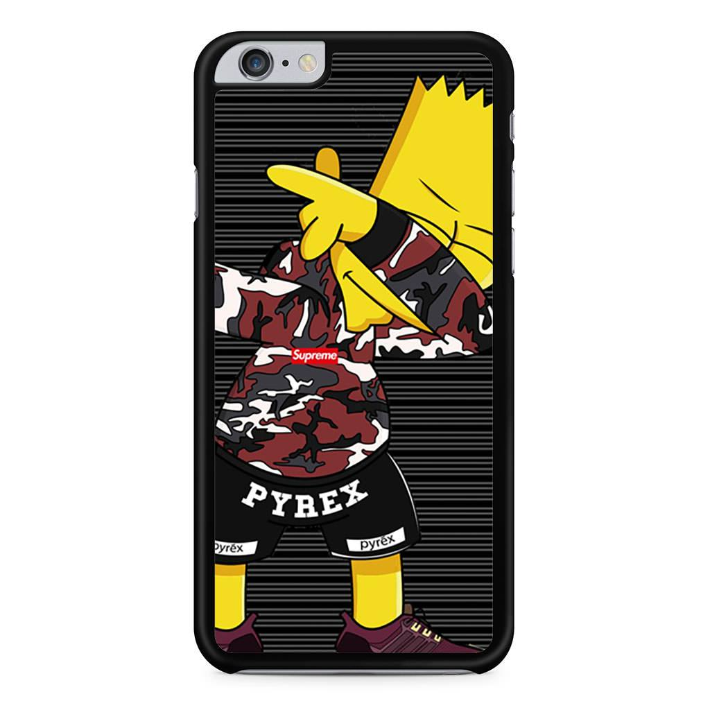 Bart Simpson Supreme iPhone 6 Plus / 6s Plus case