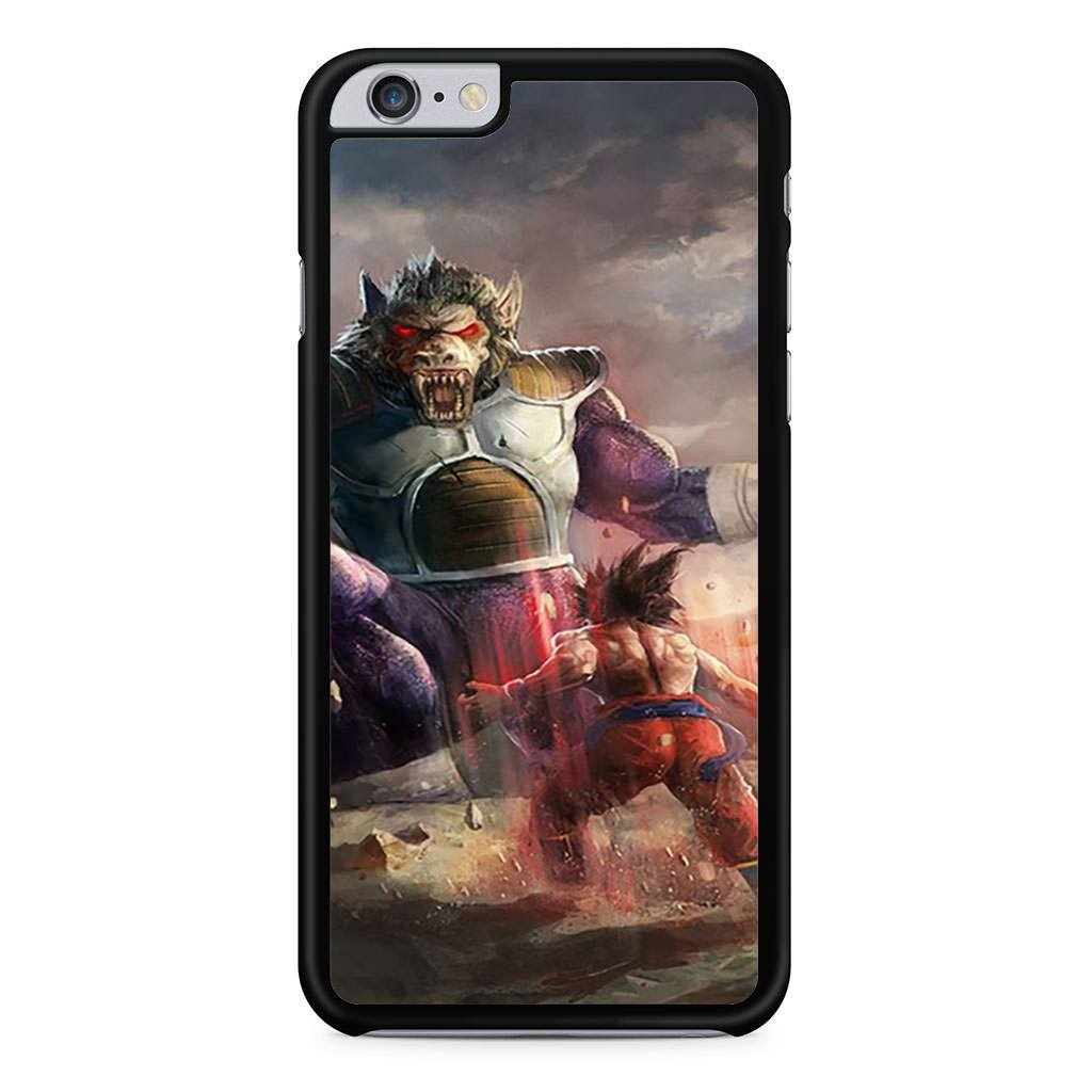 Dragon Ball Z Super Saiyan Goku Vs Vegeta iPhone 6 Plus / 6s Plus case