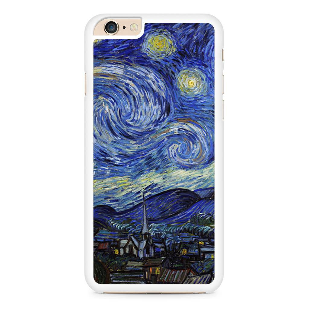 Vincent Van Gogh Starry Night Classic Painting Art Illust iPhone 6 Plus / 6s Plus case