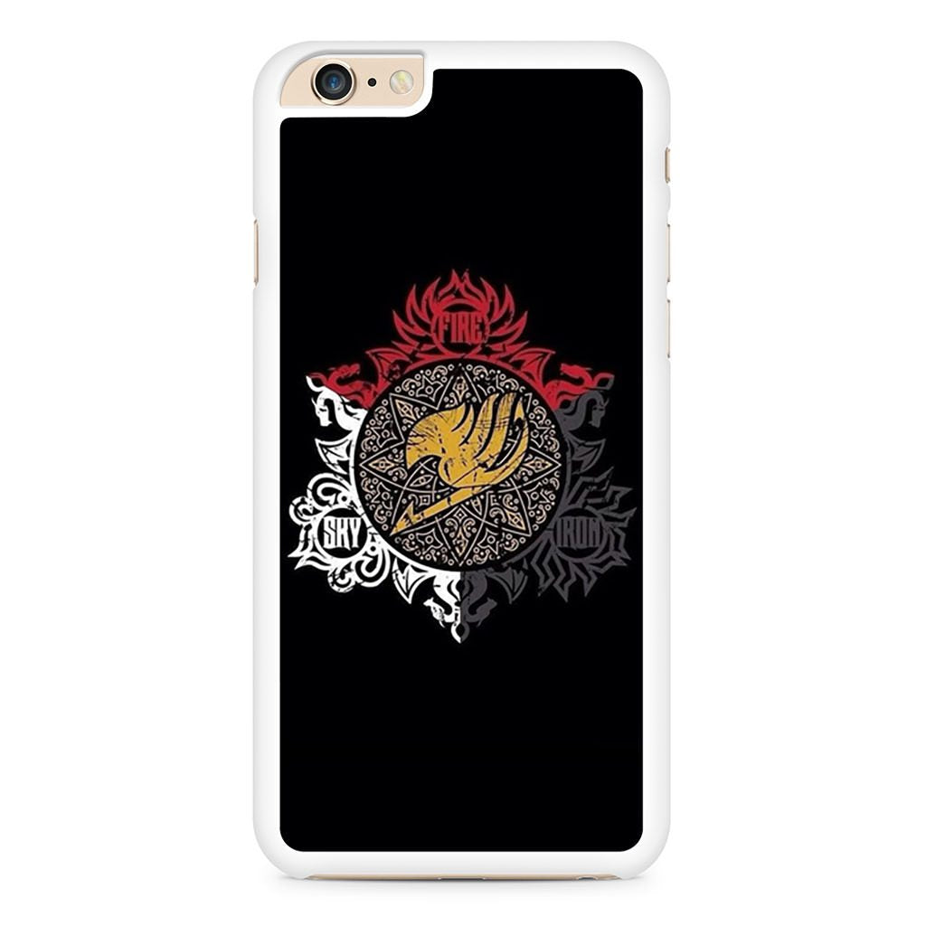 Fairy Tail Dragon Logo iPhone 6 Plus / 6s Plus case
