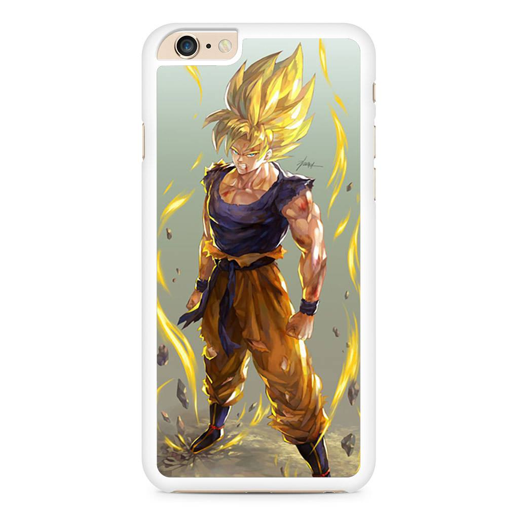 Son Goku Dragon Ball Z Beanie iPhone 6 Plus / 6s Plus case