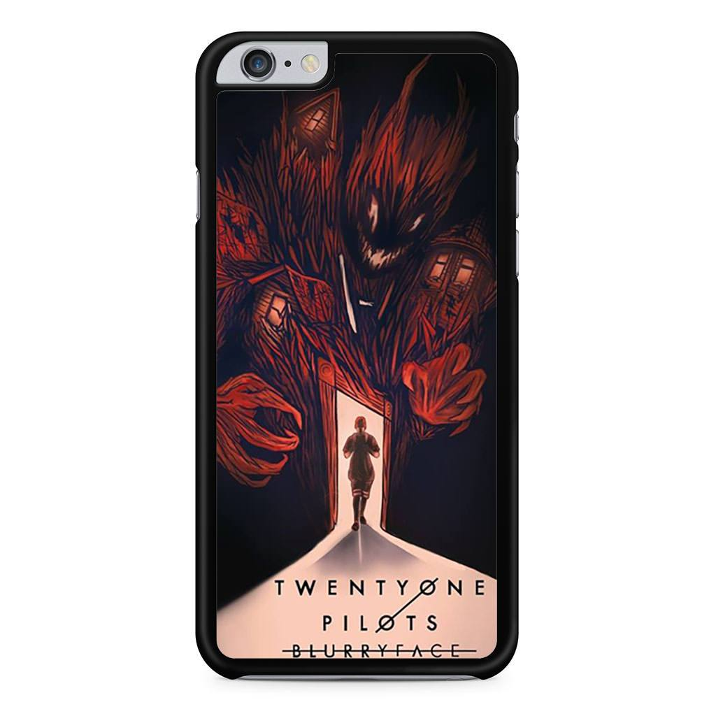 Twenty One Pilots My Names Blurry Face And I Care What You Think iPhone 6 Plus / 6s Plus case