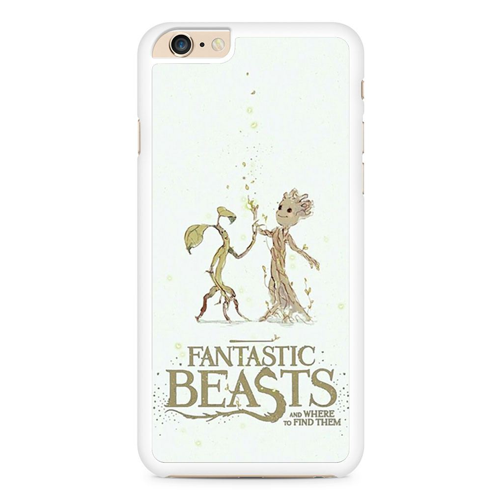Fantastic Beasts And Where To Find Them iPhone 6 Plus / 6s Plus case
