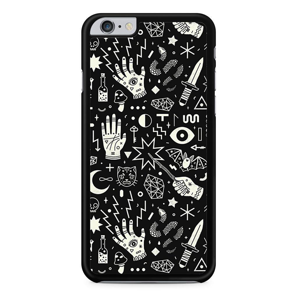 Witchcraft Pattern iPhone 6 Plus / 6s Plus case