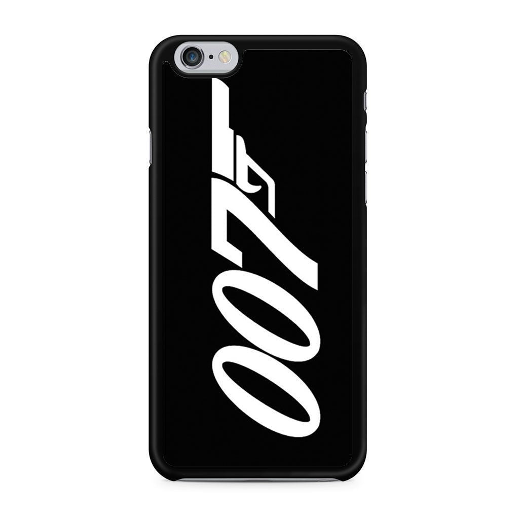 007 James Bond iPhone 6/6s case