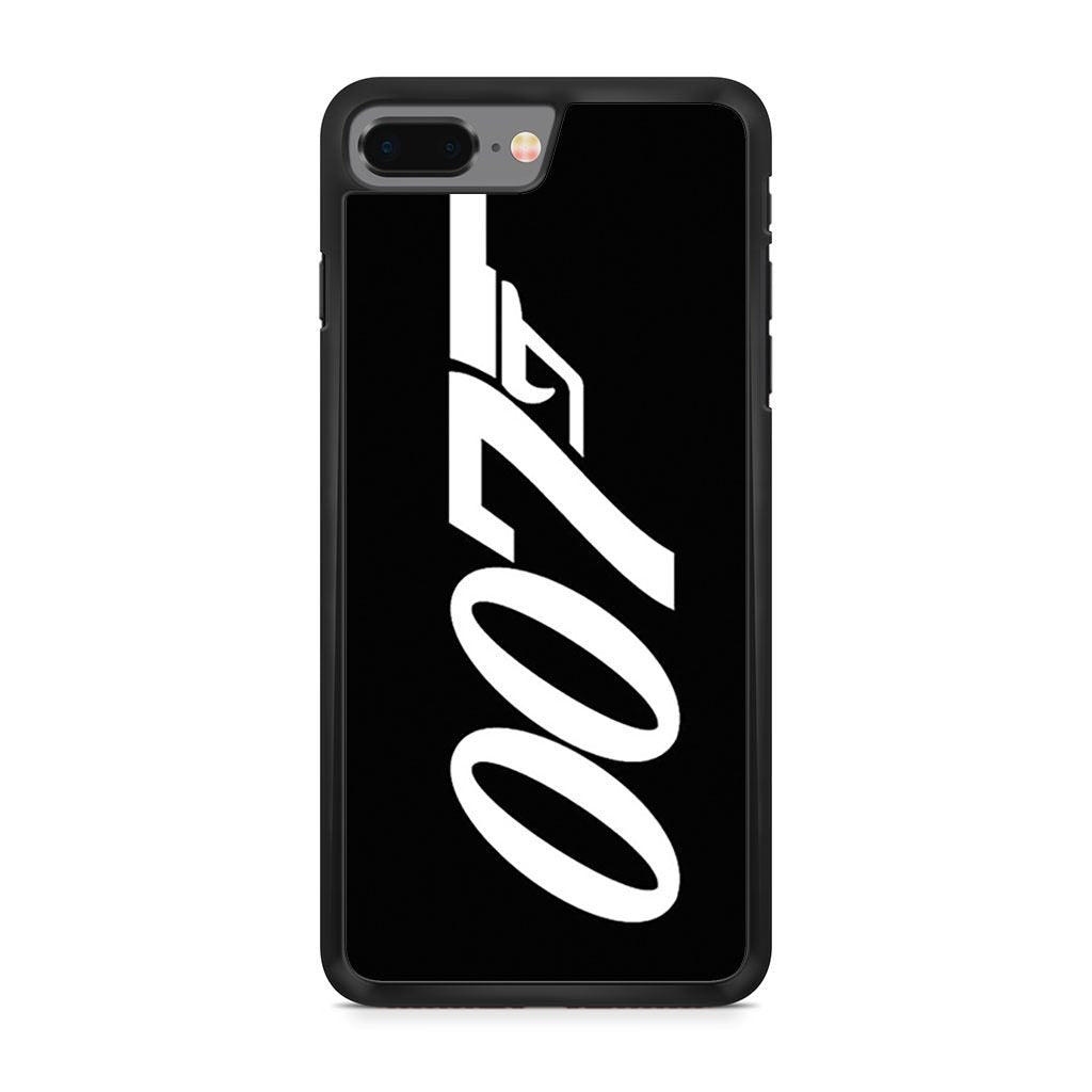 007 James Bond iPhone 8 Plus case