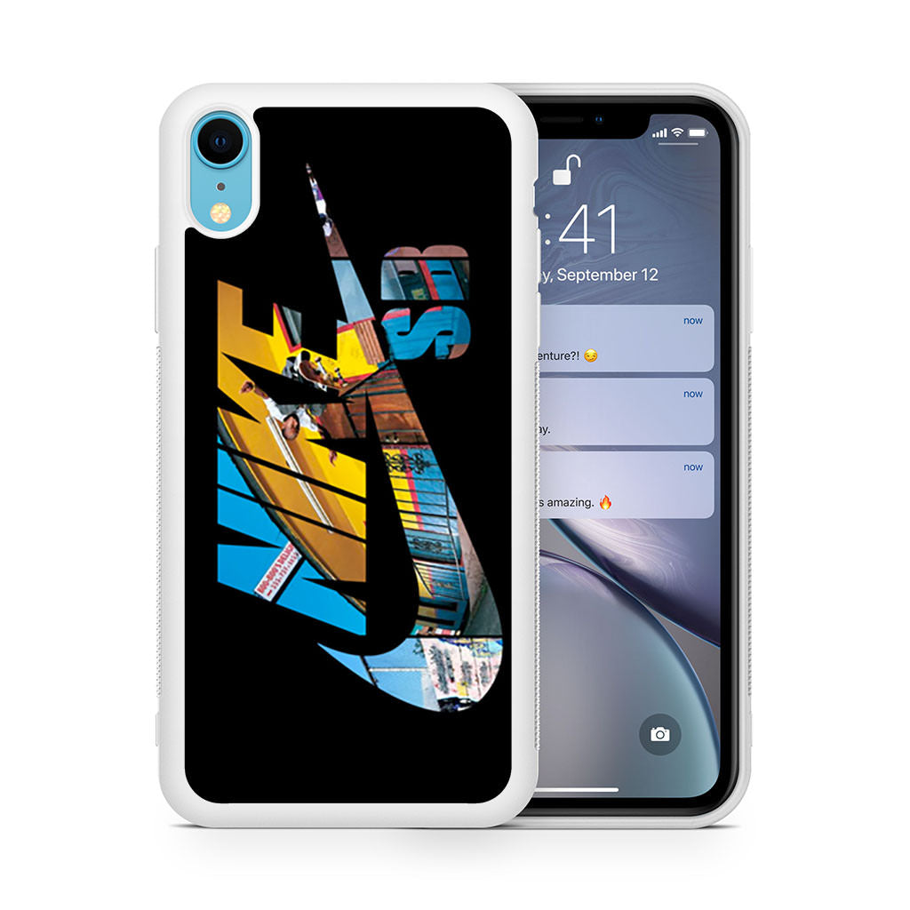 Nike sb logo iPhone XR case