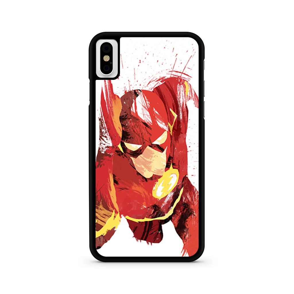 Flash iPhone X case