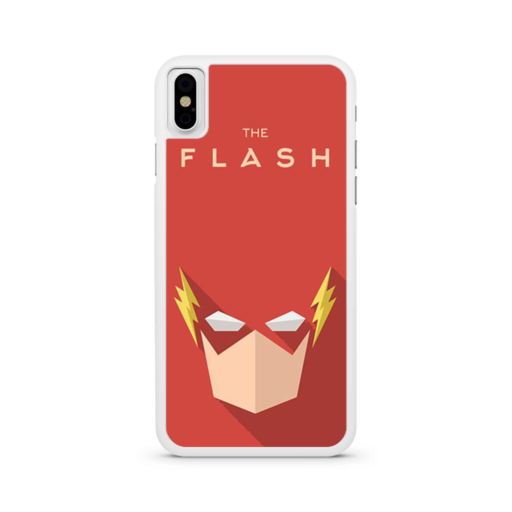 The Flash iPhone X case