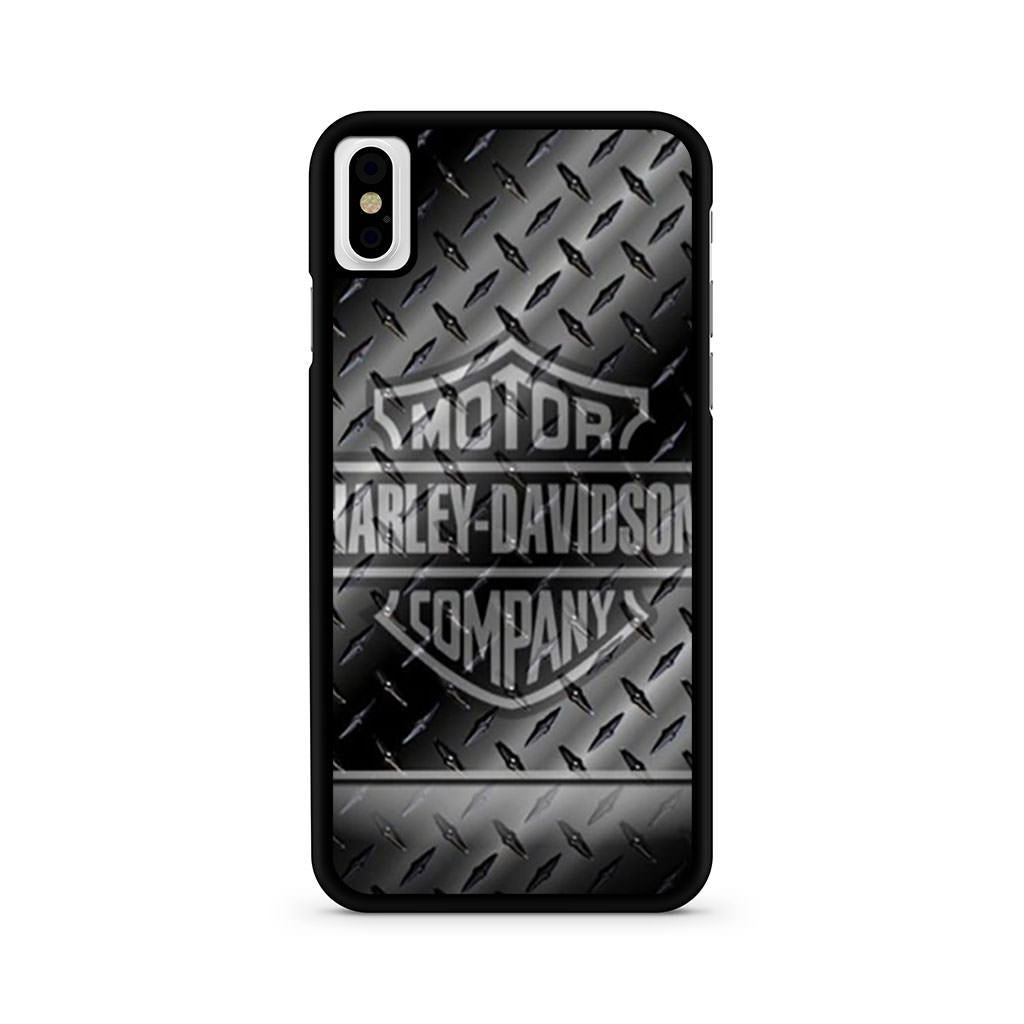 Harley Davidson iPhone X case