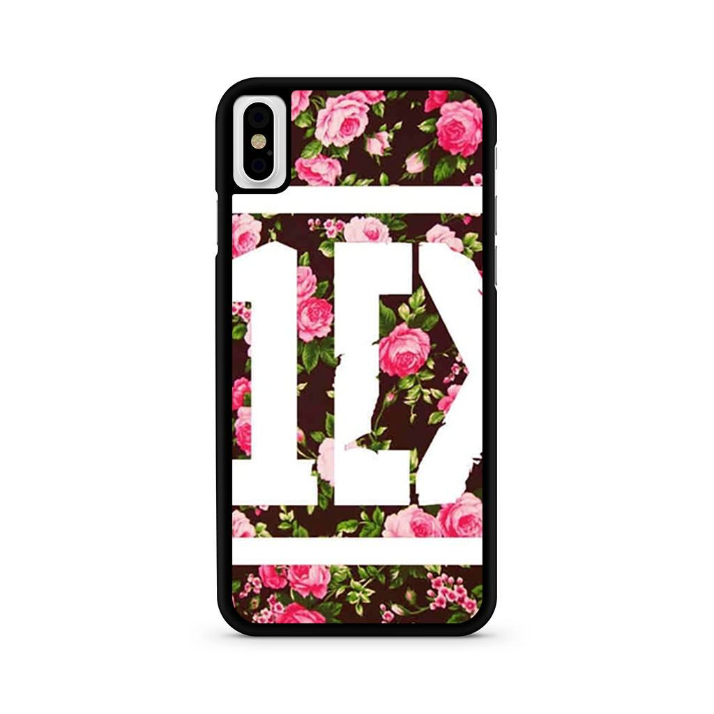 One Direction iPhone X case