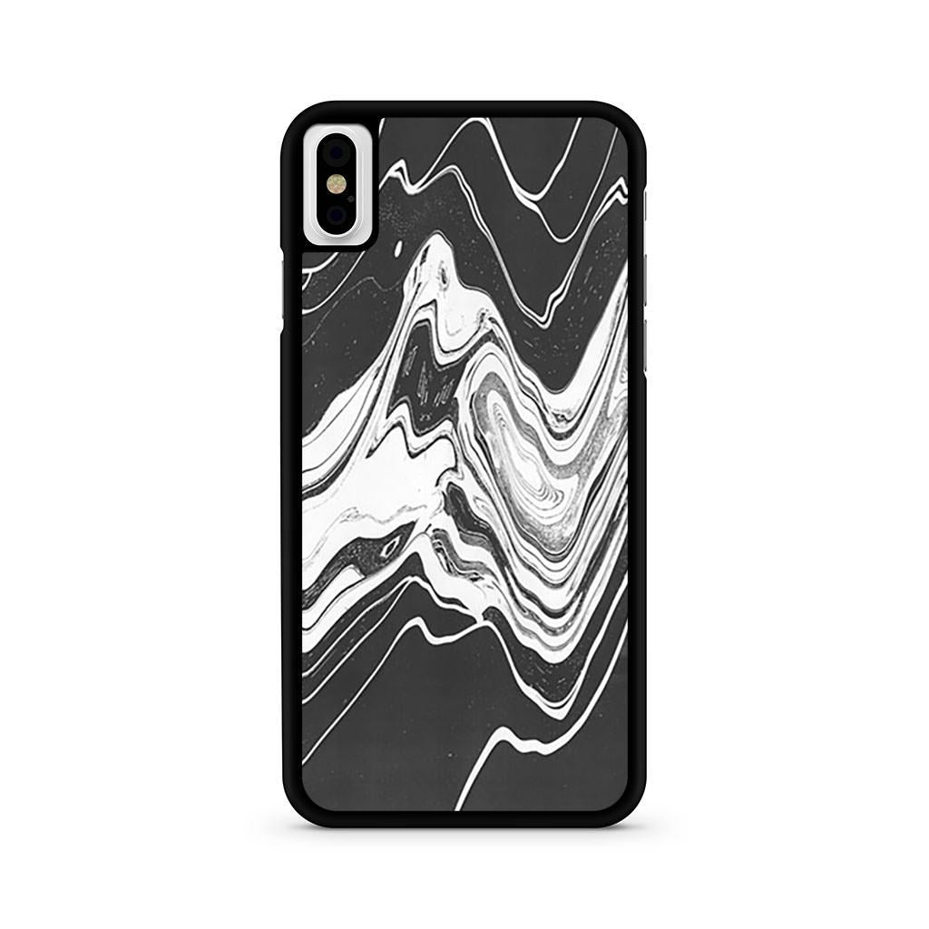 Hipster Ink iPhone X case