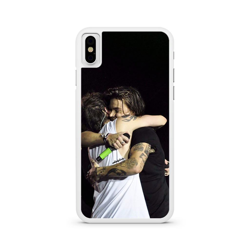 Larry Stylinson iPhone X case