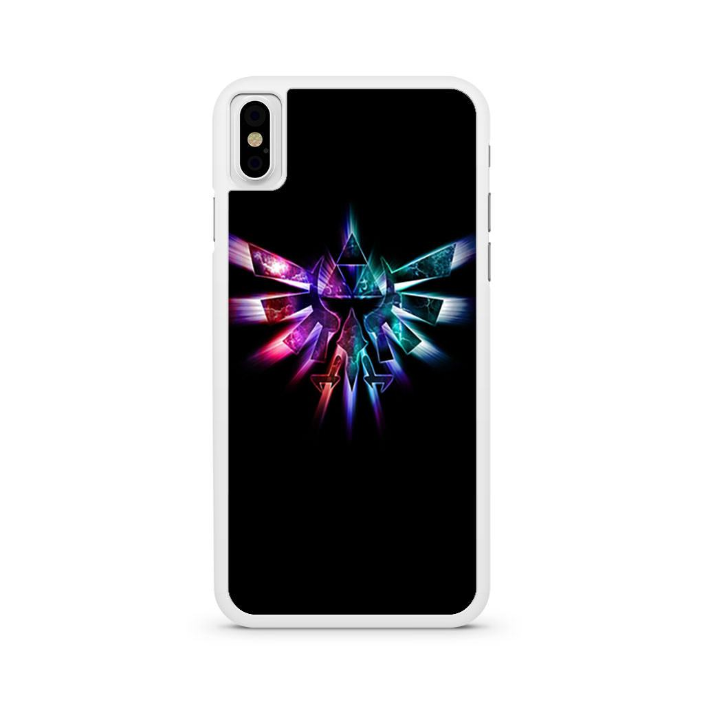 Triforce The Legend Of Zelda iPhone X case