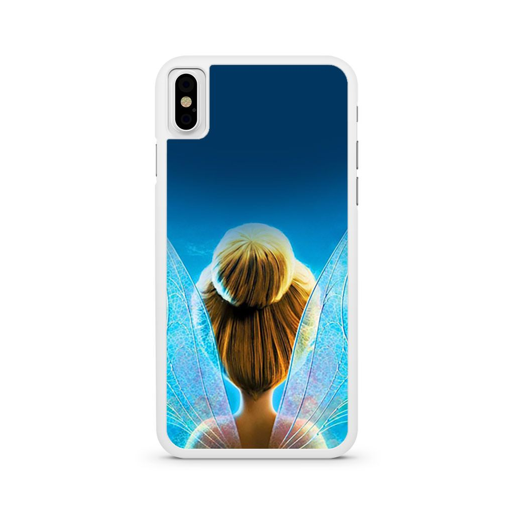 Tinkerbell Back Wing iPhone X case