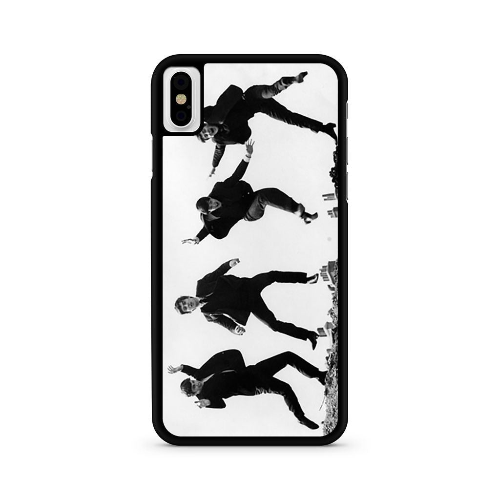 The Beatles iPhone X case