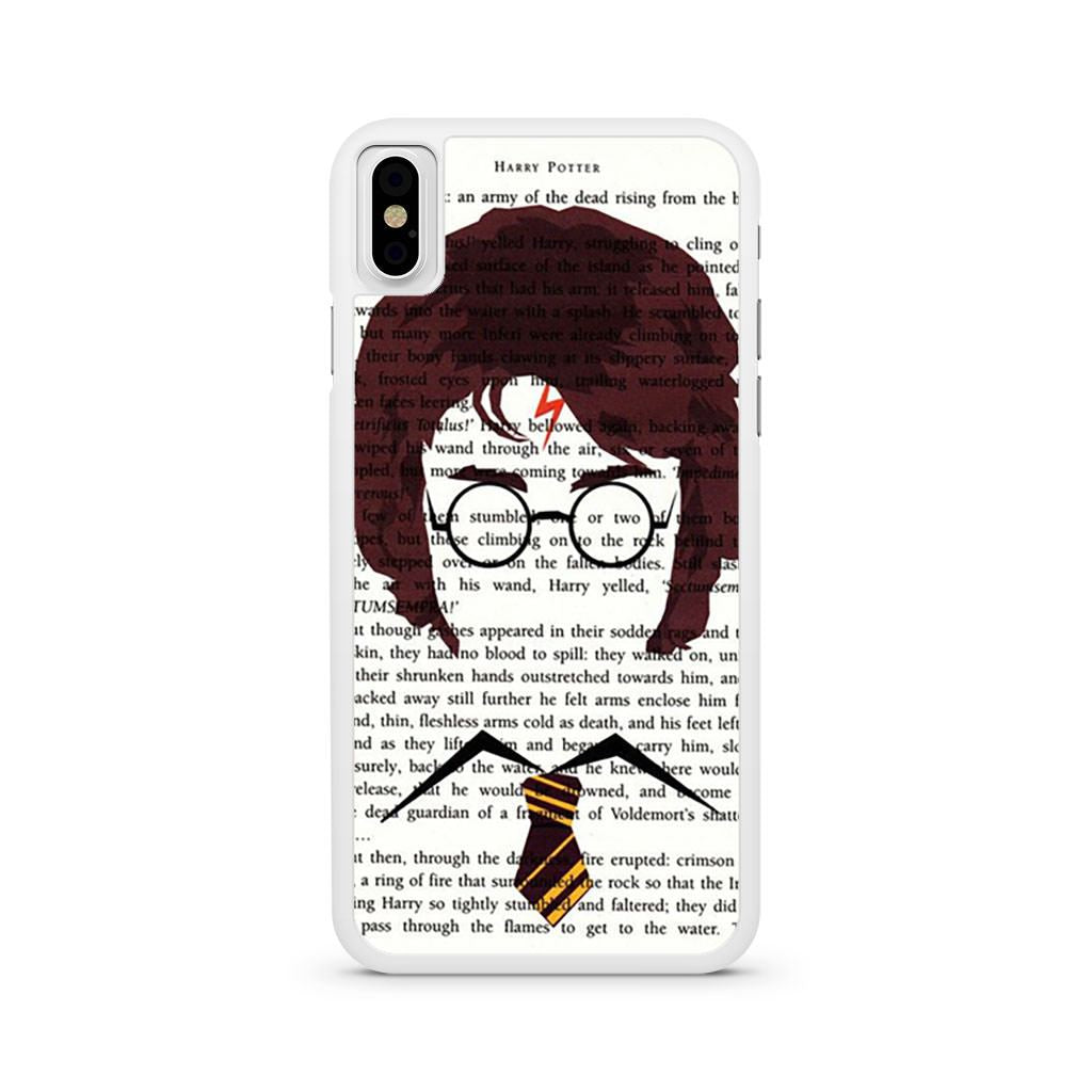 Harry Potter iPhone X case