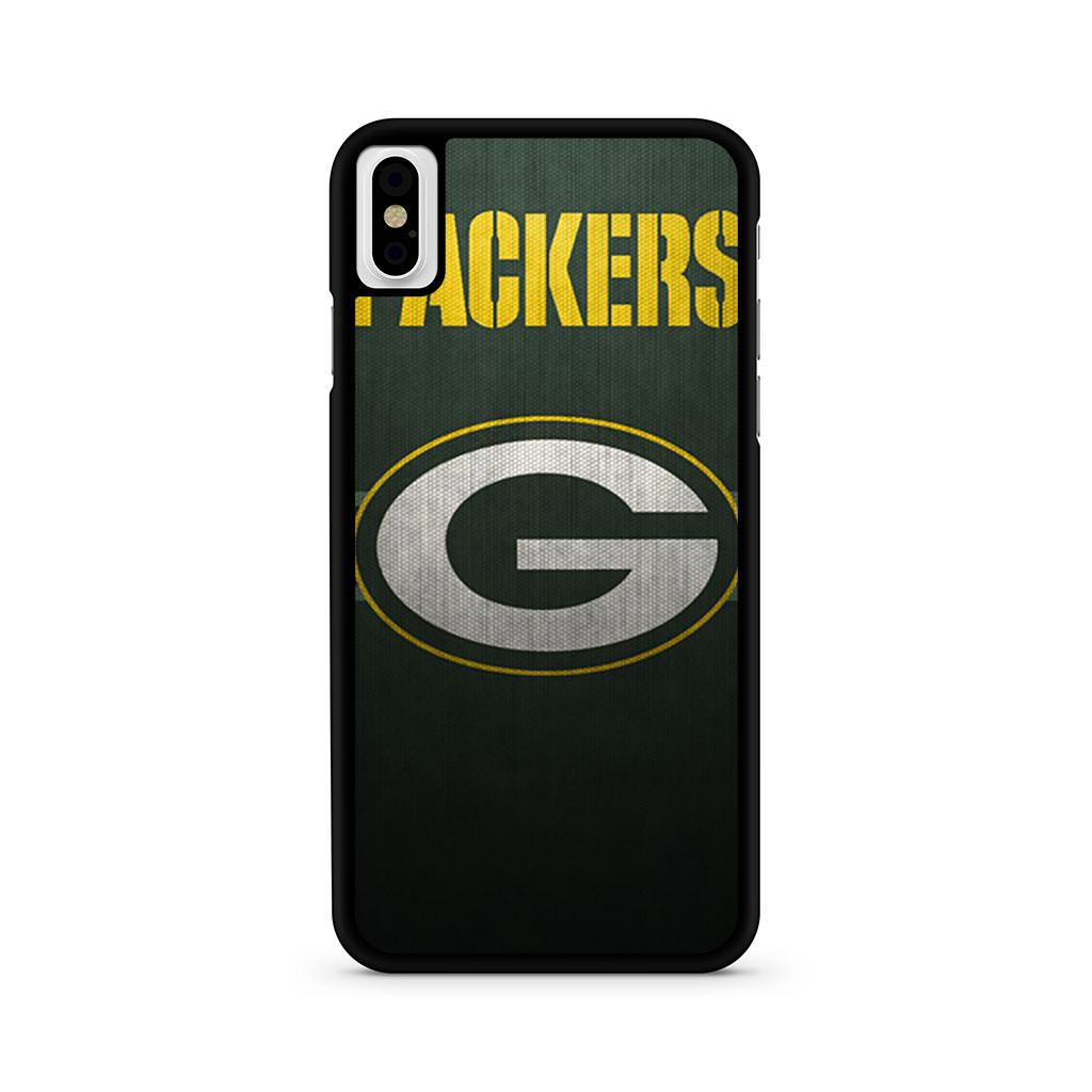 Green Bay Packers iPhone X case